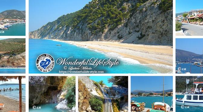 Otok Lefkada – plaže
